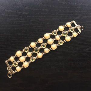 Also bracelet.